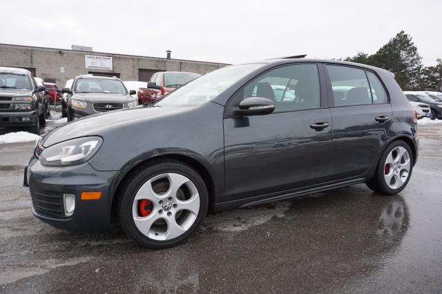 2011 Volkswagen GTI 2.0TURBO CERTIFIED 2YR WARRANTY *FREE ACCIDENT* BLUETOOTH SUNROOF HEATED SEAT