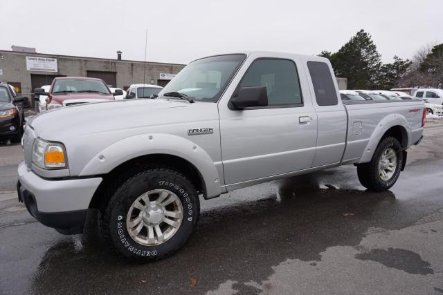 2011 Ford Ranger 4WD 5Spd V6 CERTIFIED 2YR WARRANTY AUX ALLOYS BEDLINER TOW HITCH