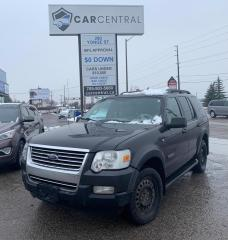 Used 2007 Ford Explorer XLT | 4X4 | V8 |  -AS-IS- for sale in Barrie, ON