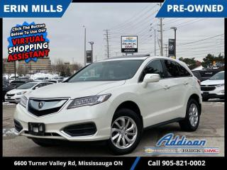 Used 2018 Acura RDX Tech AWD  NAVI|SUNROOF|REMOTE STRT| for sale in Mississauga, ON