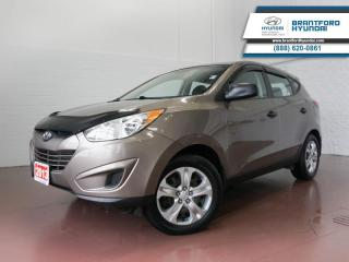 Used 2013 Hyundai Tucson 1 OWNER | BLUETOOTH | NEW BRAKES  - $101 B/W for sale in Brantford, ON