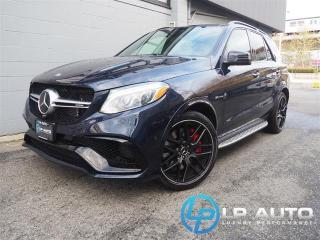Used 2018 Mercedes-Benz AMG GLE 63 S AMG GLE 63 S 4dr 4MATIC Sport Utility for sale in Richmond, BC