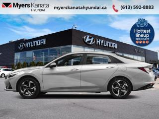 New 2021 Hyundai Elantra ELANTRA ESS FWD  - $137 B/W for sale in Kanata, ON