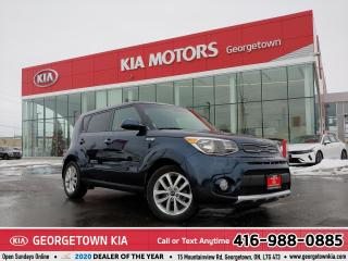 Used 2018 Kia Soul EX   1 OWNER   CLEAN CARFAX   B/U CAM   33,981KM for sale in Georgetown, ON