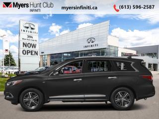 Used 2019 Infiniti QX60 PURE AWD  - Sunroof -  Heated Seats for sale in Ottawa, ON