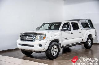 Used 2009 Toyota Tacoma GR.ELECTRIQUE+MAGS+A/C for sale in Laval, QC