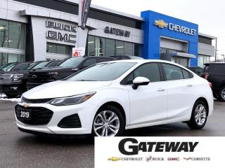 Used 2019 Chevrolet Cruze LT / AUTOMATIC / REMOTE STARTER / BLUETOOTH / for sale in Brampton, ON