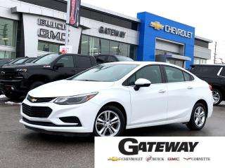 Used 2016 Chevrolet Cruze LT / SUNROOF / REAR VISION CAMERA / BLUETOOTH / for sale in Brampton, ON