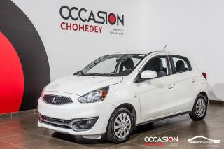 Used 2017 Mitsubishi Mirage ES+GR.ELECT for sale in Laval, QC