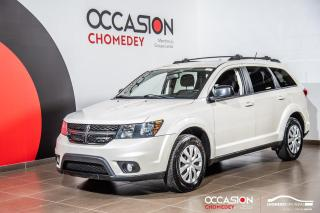 Used 2016 Dodge Journey SXT+GR.ELECT+A/C+BLUETHOOTH+REG DE VITESSE for sale in Laval, QC
