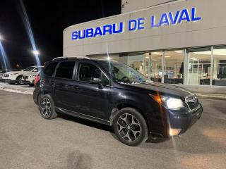 Used 2014 Subaru Forester XT Touring for sale in Laval, QC