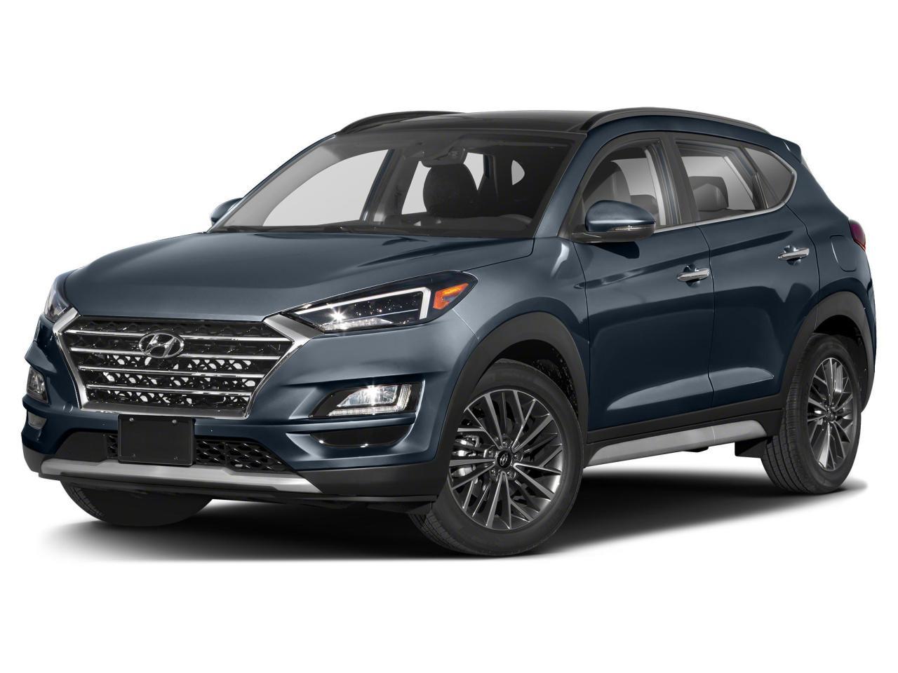 2021 Hyundai Tucson 2.4L AWD Ultimate NO OPTIONS