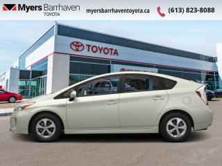 Used 2012 Toyota Prius 5DR HB  - $101 B/W for sale in Ottawa, ON