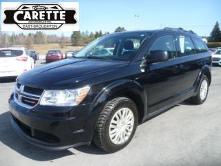 Used 2018 Dodge Journey SE for sale in East broughton, QC