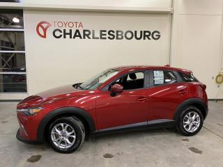 Used 2017 Mazda CX-3 GS - Automatique - Sièges chauffants for sale in Québec, QC