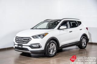 Used 2018 Hyundai Santa Fe Sport Luxury AWD+TOIT PANO+VOLANT/SIEGES CHAUFF+MAGS for sale in Laval, QC