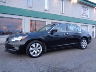 Used 2010 Honda Accord 4 portes V6, boîte automatique, EX-L for sale in St-Jérôme, QC