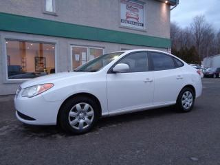 Used 2010 Hyundai Elantra Berline 4 portes, boîte manuelle, GL for sale in St-Jérôme, QC