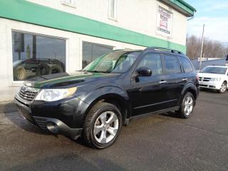 Used 2010 Subaru Forester Familiale 5 portes, boîte automatique, 2 for sale in St-Jérôme, QC