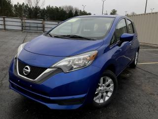 Used 2017 Nissan Versa Note SV Hatchback for sale in Cayuga, ON