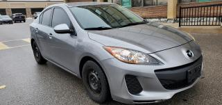 Used 2012 Mazda MAZDA3 CLEAN CARFAX\AUTO\COMES WITH SNOW TIRES for sale in Scarborough, ON