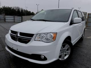 Used 2020 Dodge Grand Caravan Crew for sale in Cayuga, ON