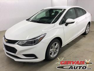 Used 2016 Chevrolet Cruze LT MAGS BLUETOOTH CAMÉRA *Bas Kilométrage* for sale in Shawinigan, QC