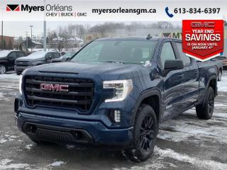 New 2021 GMC Sierra 1500 ELEVATION for sale in Orleans, ON