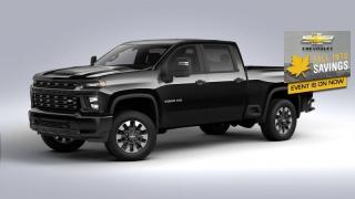 New 2021 Chevrolet Silverado 2500 HD Custom for sale in Orleans, ON