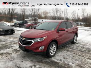 Used 2018 Chevrolet Equinox LT  INLCUDES WINTER TIRES!! for sale in Orleans, ON