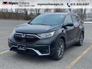 Used 2020 Honda CR-V Sport AWD for sale in Orleans, ON