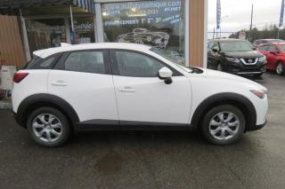 Used 2016 Mazda CX-3 Traction avant 4 portes GX for sale in Prevost, QC