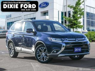 Used 2016 Mitsubishi Outlander SE for sale in Mississauga, ON