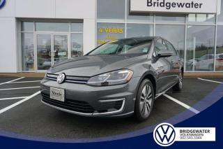Used 2020 Volkswagen Golf e-Golf Comfortline for sale in Hebbville, NS
