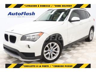 Used 2015 BMW X1 Premium *Toit-Pano-Roof *Park-Assist *Power-Seat for sale in St-Hubert, QC