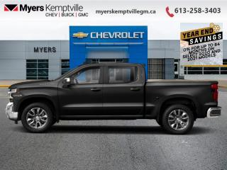 New 2021 Chevrolet Silverado 1500 LT Trail Boss for sale in Kemptville, ON