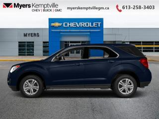 Used 2015 Chevrolet Equinox LS  - Bluetooth -  SiriusXM for sale in Kemptville, ON