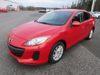 Used 2013 Mazda MAZDA3 GX for sale in Gander, NL