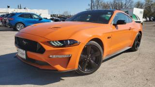 New 2021 Ford Mustang GT Premium for sale in Peterborough, ON
