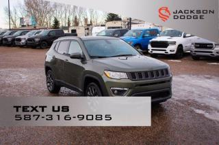 New 2021 Jeep Compass 80th Anniversary | Selec-Terrain | Navigation | Panoramic Sunroof for sale in Medicine Hat, AB