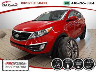 Used 2014 Kia Sportage SX* LUXE* TURBO* AWD* TOIT PANO* CUIR* G for sale in Québec, QC
