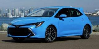 Used 2019 Toyota Corolla Hatchback for sale in Guelph, ON