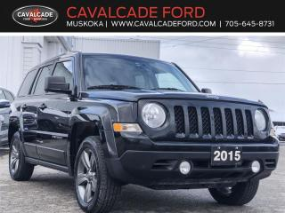 Used 2015 Jeep Patriot High Altitude for sale in Bracebridge, ON