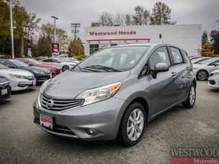 Used 2014 Nissan Versa Note 1.6 SL for sale in Port Moody, BC
