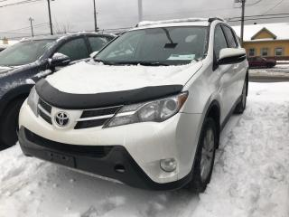 Used 2015 Toyota RAV4 Traction intégrale 4 portes Limited for sale in Val-David, QC