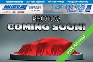 Used 2017 Chevrolet Cruze LT for sale in Brandon, MB