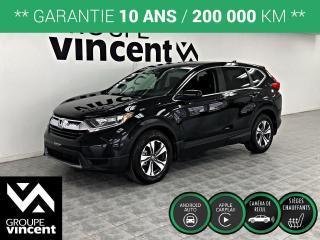 Used 2017 Honda CR-V LX ** GARANTIE 10 ANS ** Roulez en CR-V à prix abordable! for sale in Shawinigan, QC