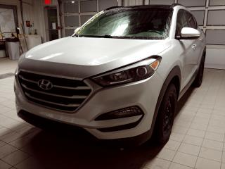Used 2017 Hyundai Tucson LUXURY TOIT PANORAMIQUE CUIR VOLANT CHAUFFANT for sale in Ste-Julie, QC
