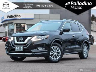 Used 2019 Nissan Rogue for sale in Sudbury, ON