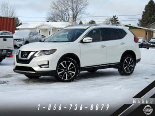 Used 2017 Nissan Rogue SL PLATINE RESERVE, AWD, NAVI! for sale in Magog, QC